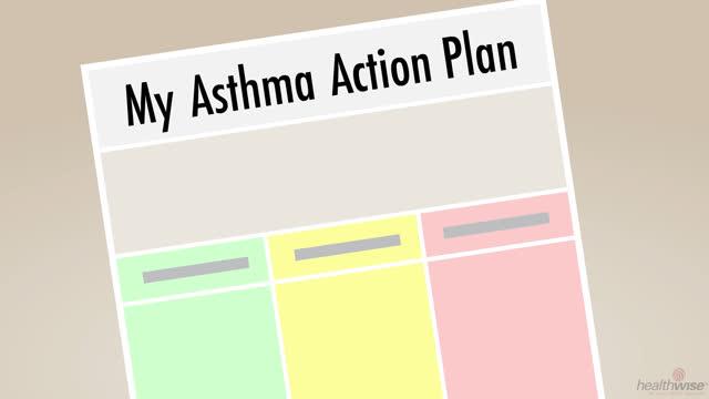 Plan de acción contra el asma