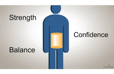 Condición física: Cómo aumentar la estabilidad del tronco (subtitulado)