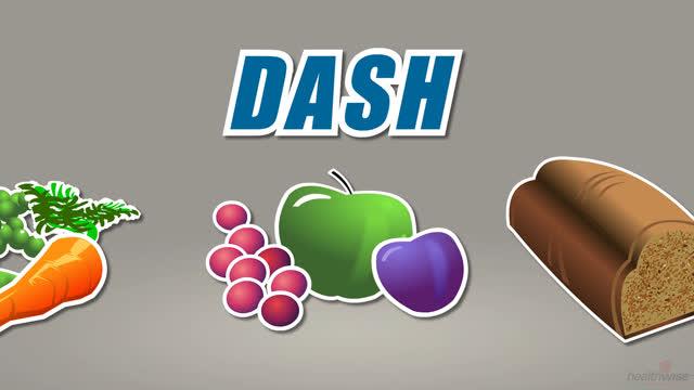 Presión arterial alta: La dieta DASH (subtitulado)