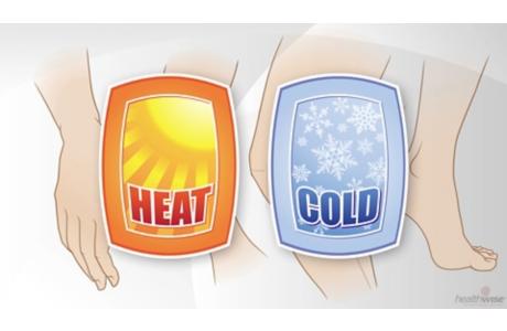 Tratamiento con calor y frío para la artritis (subtitulado)