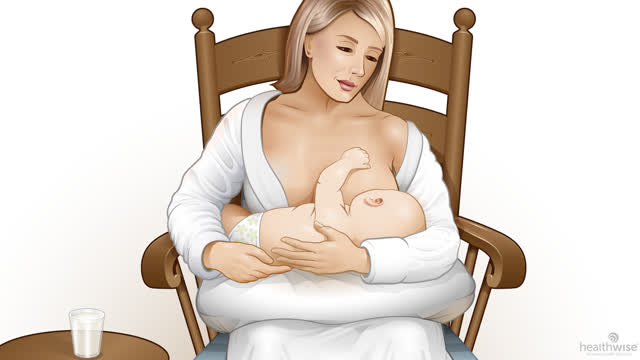 Breastfeeding: Getting Your Baby to Latch