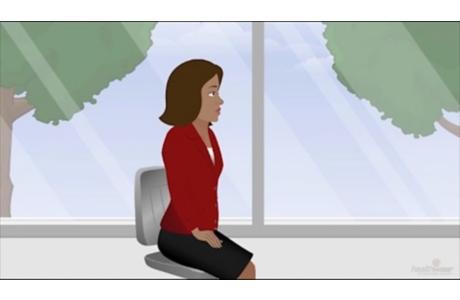 Ejercicio de relajación: Respiración profunda (subtitulado)