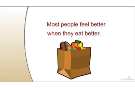 Alimentarse de manera saludable vale la pena (subtitulado)