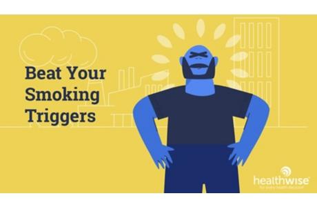Elimine las cosas que le hacen querer fumar (subtitulado)