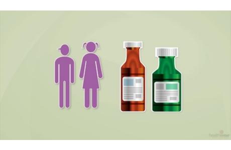 Los niños y los medicamentos para la tos y el resfriado (subtitulado)