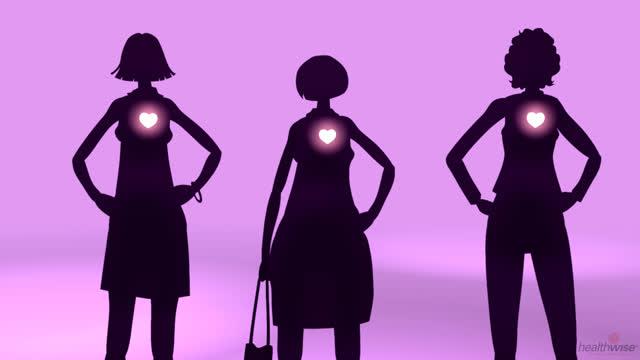 Enfermedad cardíaca: Las mujeres también están en riesgo