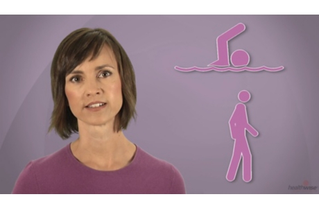Pregnancy: How to Exercise Safely
