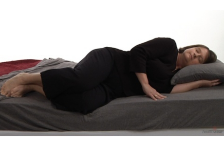 Back Pain: Getting In and Out of Bed
