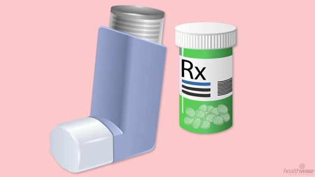 Plan de acción contra el asma para su hijo