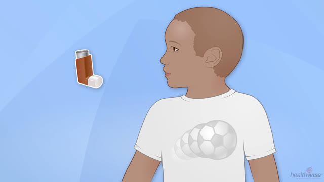 Broncodilatadores de acción prolongada para su hijo (subtitulado)
