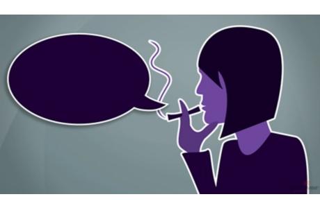 Dejar de fumar: Cómo decirles a sus amigos (subtitulado)