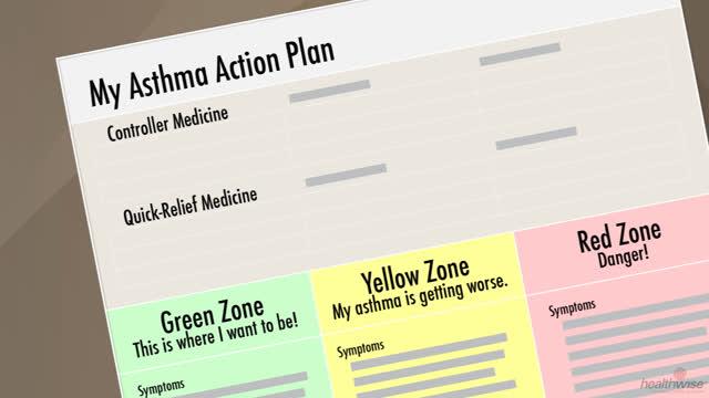 Asma: Cómo evitar la hospitalización de su hijo