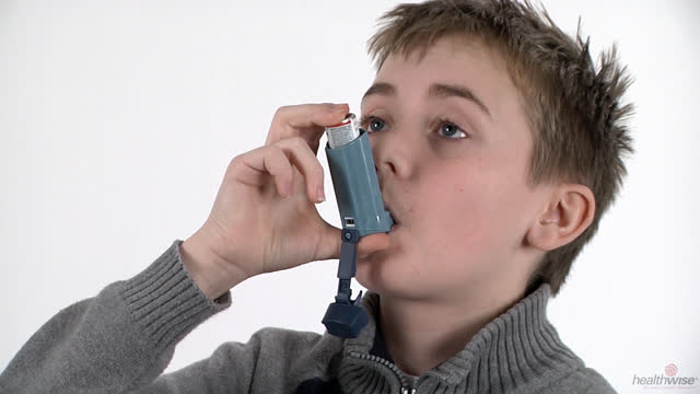 Teaching Your Child to Use an Inhaler Without a Spacer