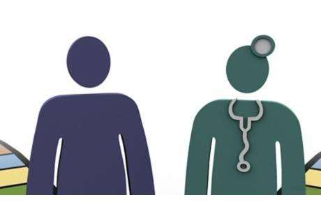 Decisión acerca de tomar medicamentos para la presión arterial (subtitulado)
