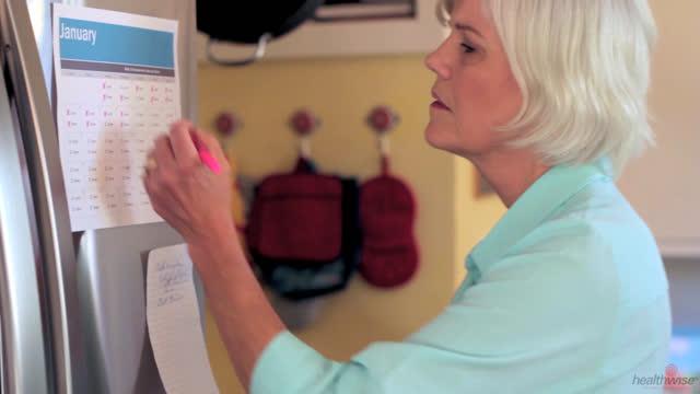 Diabetes: Planifique las cosas que puede hacer