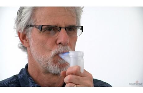 EPOC: Cómo usar un nebulizador (subtitulado)