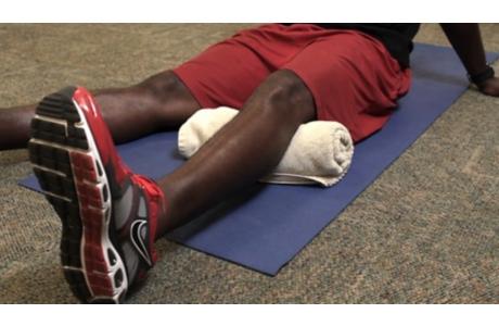 Artroscopia de rodilla: Recuperación en el hogar (subtitulado)