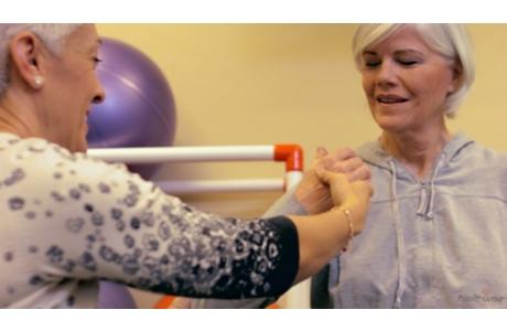 Artroplastia de hombro: El regreso al hogar (subtitulado)