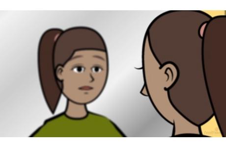 Adolescentes: ¿Qué ves cuando te miras al espejo? (subtitulado)