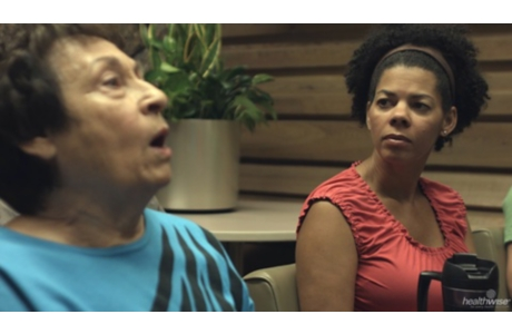 Dolor crónico: Encuentre su fortaleza (subtitulado)