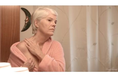Cáncer de seno: Ayuda para los cambios cutáneos causados por la radiación