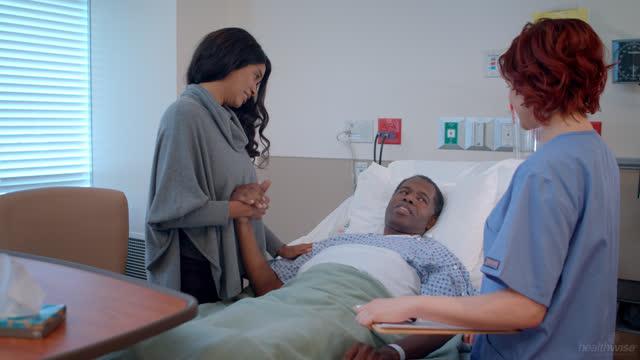 Cómo manejar el dolor mientras está en el hospital