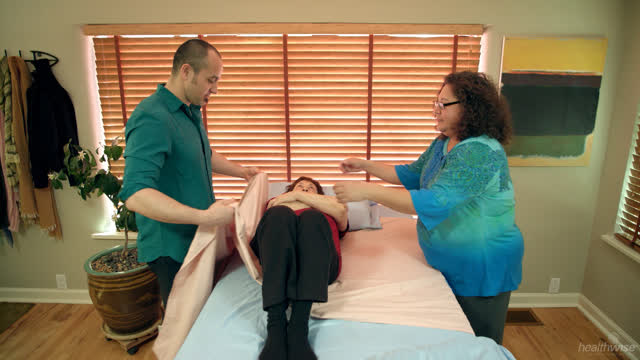 Caregiving: How to Turn a Person in Bed
