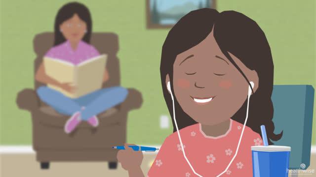 Diabetes en niños: Cómo puede apoyar a su hijo adolescente
