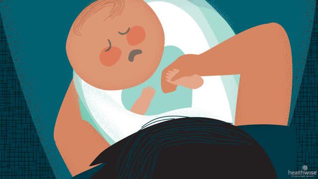 Cómo sobrellevar la situación cuando su bebé no para de llorar