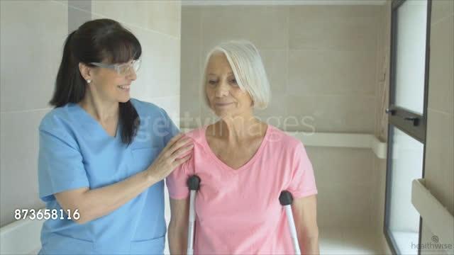 Cómo estar móvil en el hospital