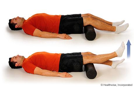 Short-arc quad exercise