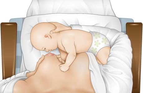 Cómo ubicar a su bebé
